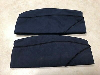 Lot of 2 US Air Force / Civil Air Patrol Garrison Hats