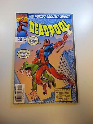Deadpool #11 1997 series VF condition Huge auction going on now!