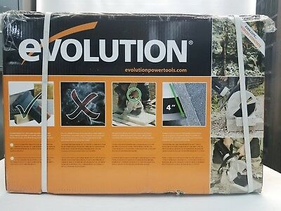 Brand New Sealed Evolution Concrete Saw Disc Cutter (Ms2010534)