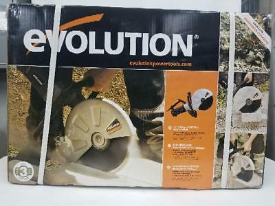 BRAND NEW SEALED EVOLUTION Concrete Saw DISC CUTTER (MS2010533)