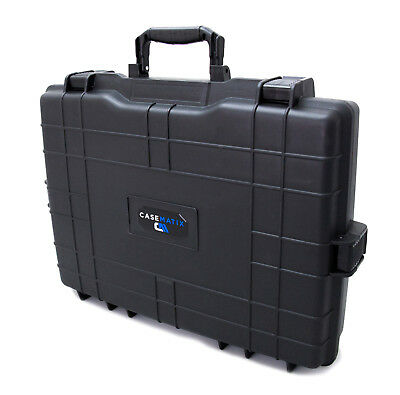 Rugged Channel Mixer Case For Mackie Mix Series Mix12FX , PROFX8V2 and More