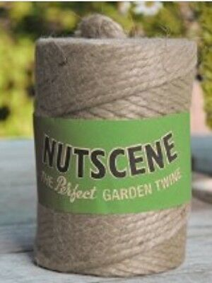 Natural Hessian Jute Twine-THICK 5 PLY!!-Garden, Craft,String-BEST UK QUALITY!!