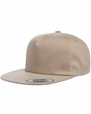 e5e31565b NEW FOR 2018! Yupoong Unstructured 5-Panel Snapback Cap ...