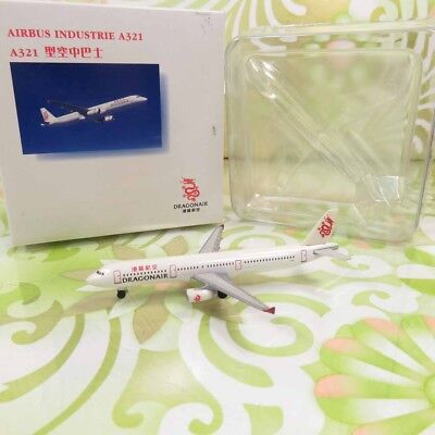 KA -1:500 - Dragon Air Airbus A321 -OVP- #K11263