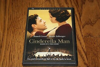 Cinderella Man [Widescreen Edition]  Russell Crowe, Renée Zellweger Buy2Get1