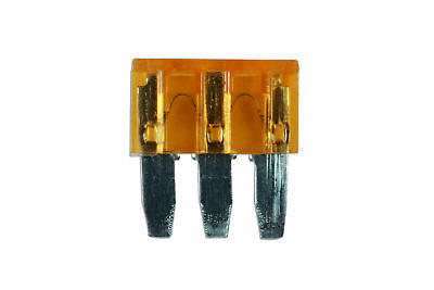 CONNECT 30705 | Micro 3 Blade Fuse 5 amp Pk 25