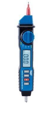 GENUINE DRAPER Pen Type Digital Multimeter (Manual and Auto-Ranging) | 41835