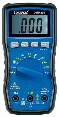 GENUINE DRAPER Automotive Digital Multimeter | 41822