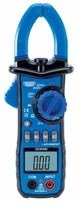 GENUINE DRAPER Digital Clamp Meter (Manual-Ranging) | 41864