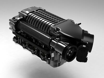 Ford Mustang 11-14 5.0L Whipple Supercharger con Intercooler W175FF 2.9L