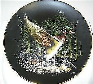 Winged Splendor collectible Plate
