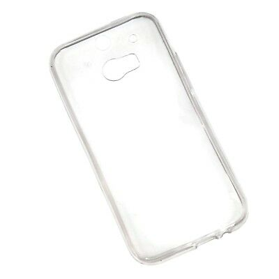 Samsung Galaxy A3 2017 ultra thin Silicon TPU gel Beck cover case Clear Rubber