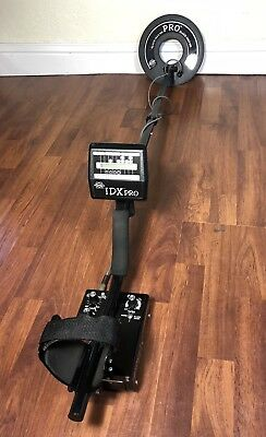 """whites IDX PRO metal detector """"Excellent Condition"""" Coins Silver Gold Jewelry"""