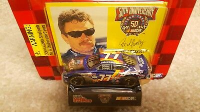 New 1998 Racing Champions 1:64 NASCAR Robert Pressley Jasper Ford Taurus #77