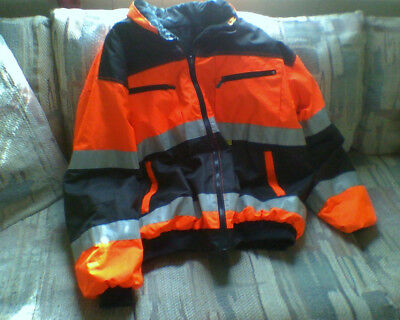 Towing Coat, Outdoor Service Worker, Size XL