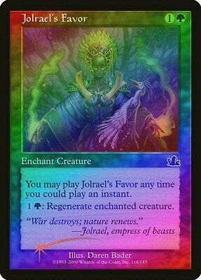 Rib Cage Spider FOIL Prophecy NM-M Green Common MAGIC GATHERING CARD ABUGames