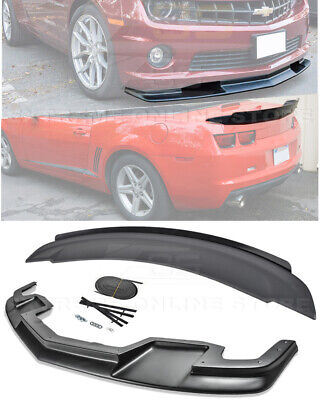 FITS 10-15 CHEVROLET Camaro ZL1 MB Style Front Bumper Lip
