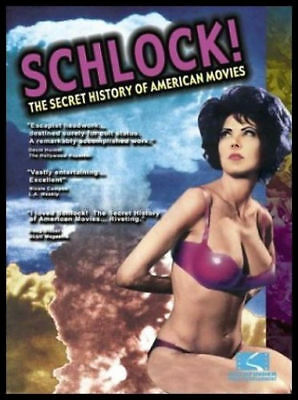 SCHLOCK! The SECRET HISTORY of AMERICAN MOVIES - Rare Documentary / OUT-OF-PRINT