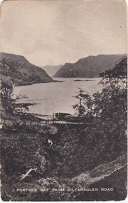 The Bay From Kiltaraglen Road, PORTREE, Isle Of Skye, Inverness-shire