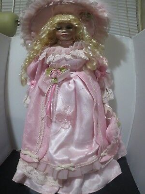 Prodoll Princess Pretty and Pink #16423 With a Lovely Hat