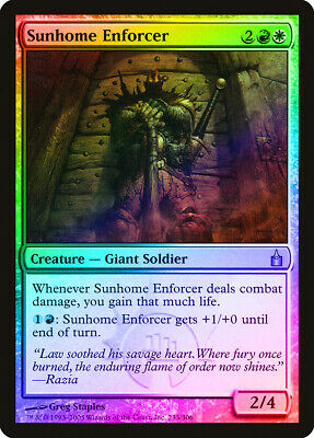 Fortress of the Legion Ravnica Sunhome City of Guilds NM CARD ABUGames