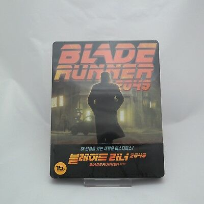Blade Runner 2049 - Blu-ray Steelbook Korean Edition (2018) / New Artwork