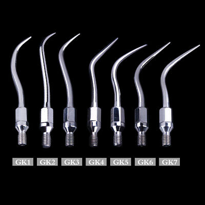 Dental Scaler Cavity Preparation Scaling Tip GK4 For Kavo Air Scaling Handpiece
