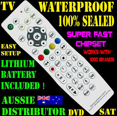 Universal Remote Control Sony TV Samsung/LG/Panasonic/TCL LCD/LED/HD DVD