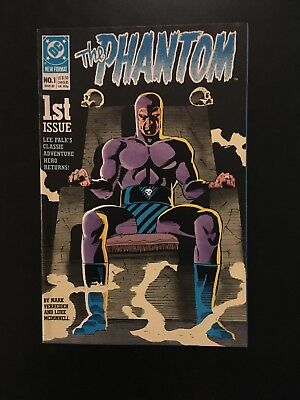 The Phantom #1 (Mar 1989, DC Comics)