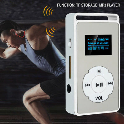 9741 Mini Mp3 Player Stereo Running Fashion Portble Digital MP3 Player