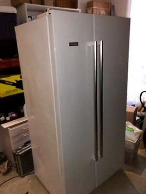 Siemens Side By Side Fridge 570 L Excellent Condition Working