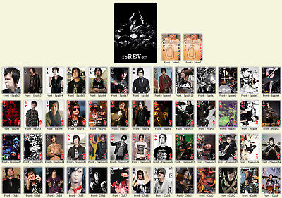 NEW Avenged Sevenfold The Rev James Owen Sullivan Collectible Playing Cards