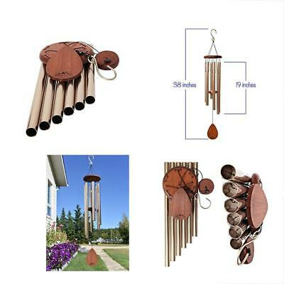 Large Wind Chime - The Classic Havasu Is 38 Total Length Hand-Tuned Beautiful Or