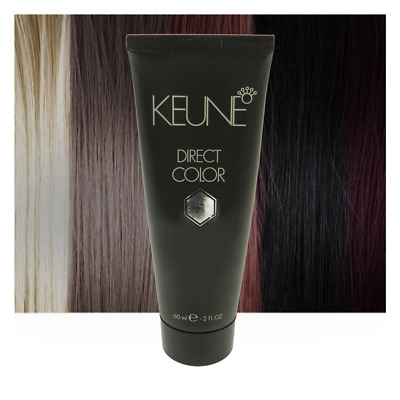 Keune Direct Color 60ml Semi Permanente Haar Farbe Coloration in versch Nuancen