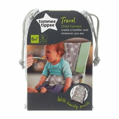 Tommee Tippee Chair Harness 6m+ 1 2 3 6 12 Packs