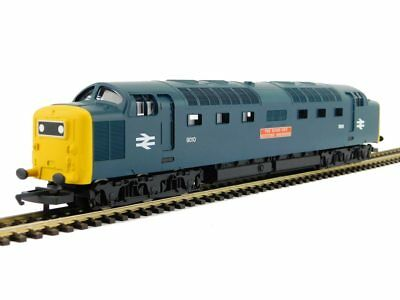 Hornby R3590 RailRoad BR Class 55 'The King's Own Scottish Borderer' | OO Gauge