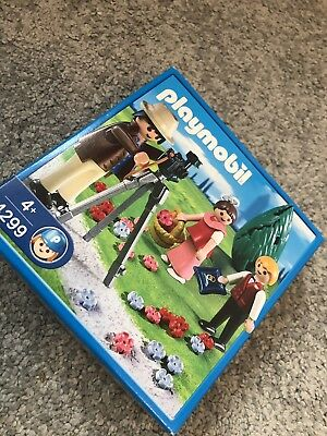 Playmobil Wedding Photographer (4299) Excellent Condition