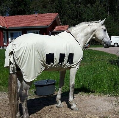 CLEARANCE 75% OFF Snuggy Hoods Horse/Pony Sweet Itch Rug with Belly NEW!