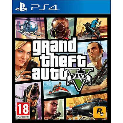 PS4 Grand Theft Auto 5 GTA V FR Multilingua [ Playstation 4 | PS4 ]