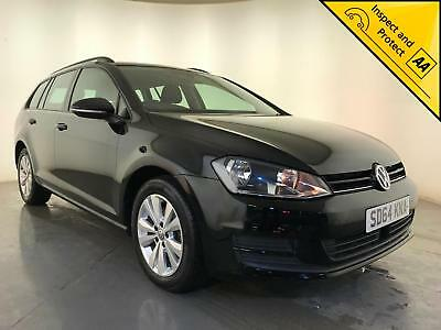 2014 Volkswagen Golf Se Bluemotion Tech Tdi Diesel Service History 1 Owner