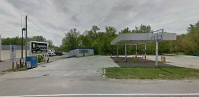 Gas Station Commercial Property in IL UP FOR AUCTION!!!