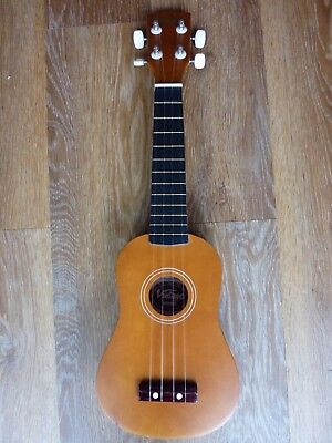 Ukulele Vintage Vuk15N With Original Box And Instructions