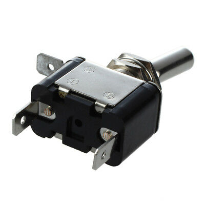 1X(toggle switch switch 20A 12V ON / OFF switch with LED indicator NEW V4K3)
