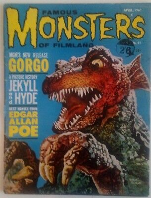 Famous Monsters Of Filmland #11