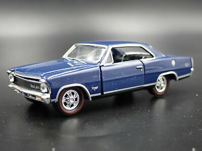 1967 Chevy Chevrolet Nova Ss 1:64 Scale Collectible Diorama Diecast Model Car
