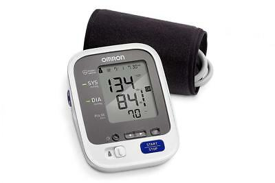 Omron 7 Series Wireless Bluetooth Upper Arm Blood Pressure Monitor with Two...