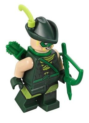 LEGO® Super Heroes™ Figur Green Arrow aus 70919 sh465 DC Comics brandneu