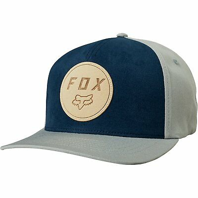 890ecaa6523 Fox Racing Resolved Flexfit Homme Couvre-chefs Casquette - Gry Toutes  Tailles