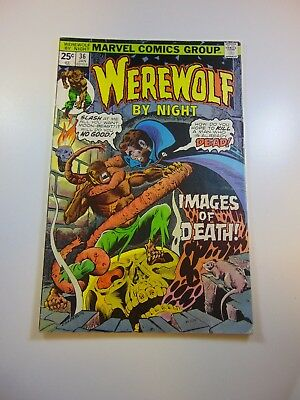 Werewolf by Night #36 FN- condition Huge auction going on now!