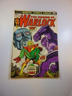 Warlock #7 VG condition Huge auction going on now!